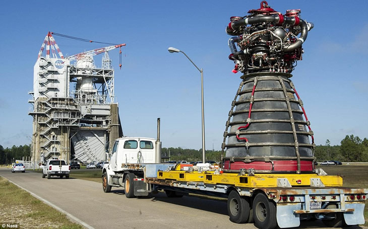 NASA Introduces New Engine for Mars Space Shuttle Project