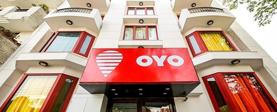 Second Largest Hotel Group in China OYO Rooms
